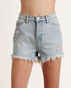 Blank Hi Rise Vintage Cut Off Jean Shorts | http://www.southmoonunder.com/Blank-Hi-Rise-Vintage-Cut-Off-Jean-Shorts/159499,default,pd.html?start=1=newarrivals-womens