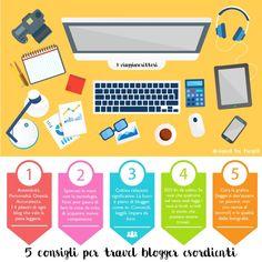 Blogger e brand. Come fare blogging di qualità per i settori beauty, fashion e travel | GioDiT