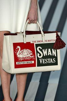 Anya Hindmarch Swan Vestas