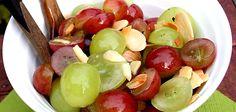Salade de raisins avec l'huile de tournesol #Champy