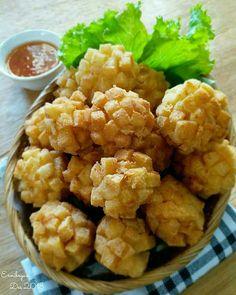 Prawn Noodle Recipes, Indonesian Food, Tempura, I Foods, Cauliflower, Catering, Nom Nom, Seafood, Food And Drink