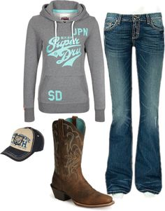 """""""Everyday Outfit"""" by ashlynverhage on Polyvore"""