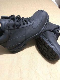 70ca55ccd1 New Nike Air Max Goadome ACG Boot Size 11 Black Men 616174-001 2016 #