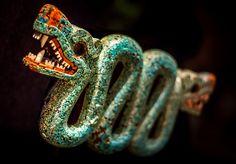 Aztec Double Headed Serpent - The British Museum, London