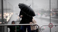 Meteorolojiden 5 il için sağanak ve dolu uyarısı - Malatya, Elazığ, Tunceli, Bingöl ve Adıyaman'da sağanak ve dolu bekleniyor.
