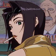 Cowboy Bebop Faye, Cowboy Bepop, Yuno Gasai Anime, Manga Anime, Anime Art, See You Space Cowboy, Faye Valentine, Anime Suggestions, Otaku