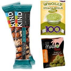 7 Nutritious Grab-n-Go Snacks