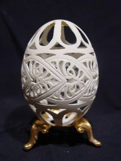 egg carving etching - Google Search