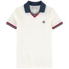 T-shirts Moncler : Nouvelles Collections pour enfants Sports Polo Shirts, Polo Rugby Shirt, Mens Polo T Shirts, Golf Shirts, Mens Tees, Men's Polo, Shirt Logo Design, Shirt Designs, Moncler