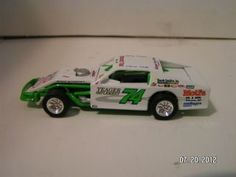 64 ADC #74 Mark Noble Modified Dirt Late Model Race Car Diecast