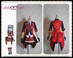 AKB0048 Mayu Watanabe Mark 3 Cosplay Costume by cosplayfly on Etsy, $85.99