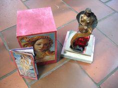 PATRIZIA GUERRESI APHRODITE Les Beaux Arts No.13 Eau de Parfum Flakon Skulptur