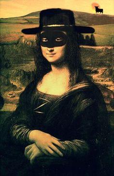 Mona Lisa by Leonardo da Vinci Monalisa Wallpaper, Lisa Gherardini, Mona Lisa Parody, Mona Lisa Smile, Photocollage, Italian Artist, Tumblr Wallpaper, Funny Art, Fun Funny