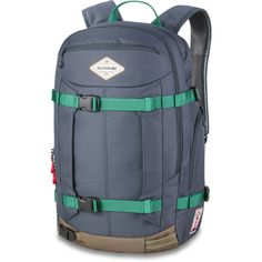 649e873b54 Team Mission Pro 32L Backpack in Louif Paradis by Dakine