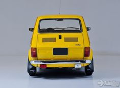 Fiat 126 Autodato Fiat 126, Peugeot, Small Cars, Cars And Motorcycles, Muscle Cars, Dream Cars, Classic Cars, Design Cars, Vehicles