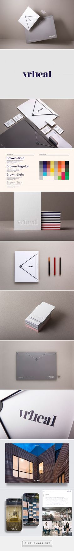 Vrtical on Behance... - a grouped images picture - Pin Them All
