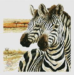 VK is the largest European social network with more than 100 million active users. Zebras, Cross Stitch Animals, Cross Stitch Designs, Safari, Photo Wall, Scene, Community, Wall Photos, Art