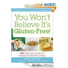 This is a great book, a must have in your gluten free kitchen. I can't do without it.