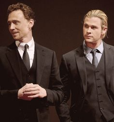 Tom and Chris