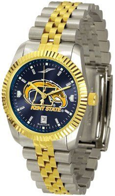 Kent State University Golden Flashes Executive Anochrome - Men's - Men's College Watches by Sports Memorabilia. $153.47. Makes a Great Gift!. Kent State University Golden Flashes Executive Anochrome - Men's