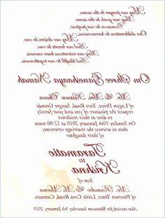 Editable Chinese Wedding Invitation