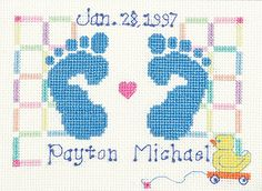 baby cross stitch patterns free | Free Prom Dress Patterns - My Patterns