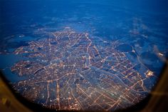 flying over st petersburg, russia
