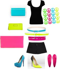 """Pick A Color"" by kathy-tevepaugh on Polyvore"