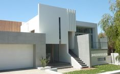 modern house design  Nos gusta la arqutiectura. http://www.hogaria.mx