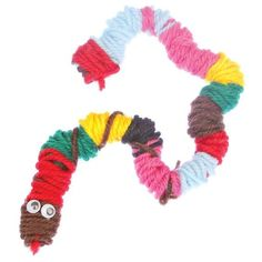 Rainbow Snake - great craft activity for NAIDOC Week