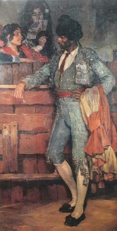 Torero de pueblo, Ignacio Zuloaga