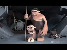 """Funny how fire are created CGI Animated Short Film HD: """"GUS Short Film"""" by Honeydew Studios - YouTube"""