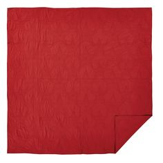 Washington Star Red Quilt ~ Available in 4 Sizes