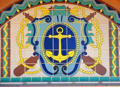 Dunmore East, Navy Chief, San Diego, Mosaic, Old Things, Kids Rugs, Liberty, Arch, Spaces