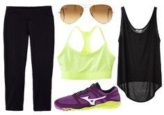 Get Julianne Hough's Workout Wardrobe!