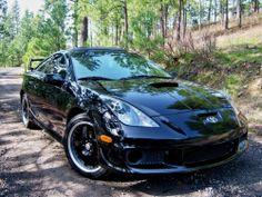 2004 black Celica