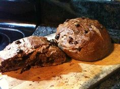 Chocolate Cherry Bread Recipe - Food.com