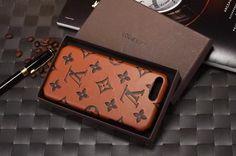 louis vuitton phone case for iphone x 8 7 6s plus retro cover brown