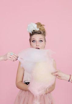 Glitter Girl: Cloe Lane Of Bon Puf | theglitterguide.com