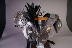 Mad Max shoulder armor by ~MrTannerWhite on deviantART