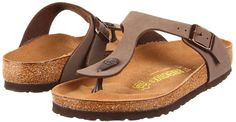 Birkenstock Gizeh Birkibuctm Women's Shoes