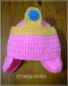 Para las princesas de la casa, hecho a mano en crochet con lanas de la mejor calidad.. ¿te imaginas a tu nena con él? ... le encantará!!