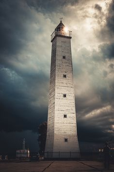 Lighthouse by Artem Muraviov on 500px