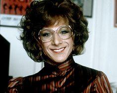 Dustin Hoffman as Michael Dorsey as Dorothy Michaels in Tootsie (1982)