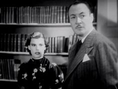 Agnes Anderson, Rod La Rocque | The Shadow Strikes (1937), a Colony Pictures production, written by Al Martin, directed by Lynn Shores, distributed by Grand National Pictures