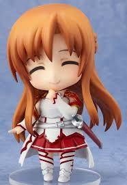 Resultado de imagen para imagenes figuritas del anime sword art online