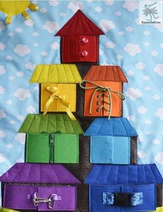 e there is another page on this link where the houses are different sizes and have different roofs I like it better