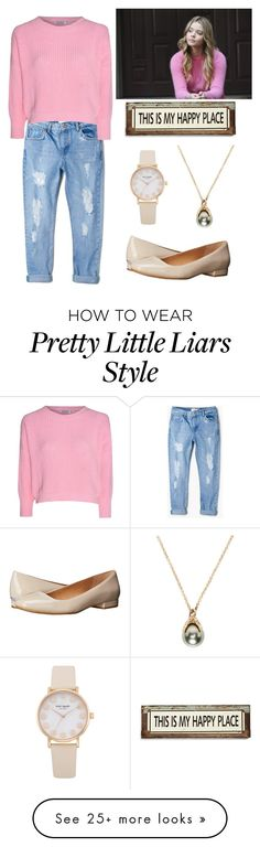 """""""Alison DiLaurentis Style"""" by mari-lomova on Polyvore featuring MANGO, Glamorous, Calvin Klein, Pearls Before Swine, Poncho & Goldstein, women's clothing, women, female, woman and misses"""