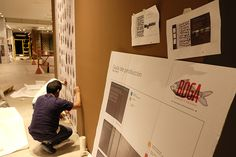 Exhibition design on the Peruvian Armed Conflict: For UNDP and the Ministry of Culture of Peru. 2015