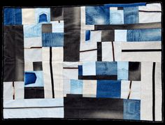 2015 Holiday Gift Ideas and Guide — Home - The New York Times- Denim Patchwork Throw...think I could make this!